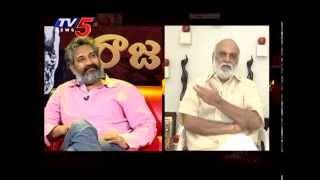 K.Raghavendra Rao Funny Questions To Rajamouli About Baahubali : TV5 News