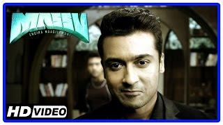 Massu Tamil Movie | Scenes | Suriya meets ghost Suriya | Premgi Amaren