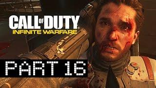 Call of Duty Infinite Warfare Walkthrough Part 16 - Admiral Kotch (Let's Play)