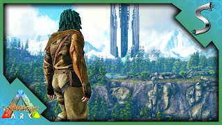 A BRAND NEW ADVENTURE! GETTING STARTED AND DYING A LOT! - Ark: Valguero [DLC Gameplay E1]