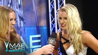 Toni Storm weighs in on her potential opponents in the Second Round: Exclusive, Aug. 30, 2017