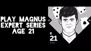 Play Magnus - Expert - Stockfish Beating 21 y/o Magnus