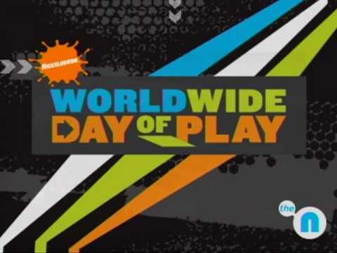 Worldwide Day of Play Nickelodeon Noggin Nicktoons The N