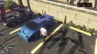GTA 5 - PS4 Sports Classics Car Meet Livestream/Drag Racing and More!