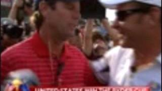 USA wins the 2008 Ryder Cup