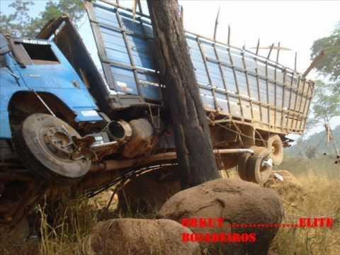 Acidentes caminhões da br