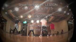 NEW JACK SWING LESSON 15/3/30 Jeremy Jordan -Wanna Girl-品川区大崎で唯一 本格的なダンスが学べる「ALL TEMPO DANCE STUDIO」