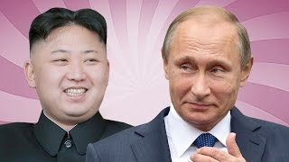 Russia: North Korea's New BFF   China Uncensored