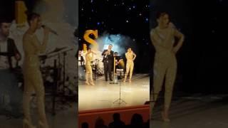SEVIL VE SEVİNC KONCERT MOSKVADA 28.01.17//ANLA MENİ