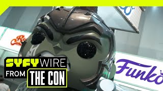Exclusive: Funko Exclusives: Doctor Who, Marvel's Chrome Pop! Series & More | SDCC 2018 | SYFY WIRE