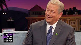 Al Gore Takes on Donald Trump