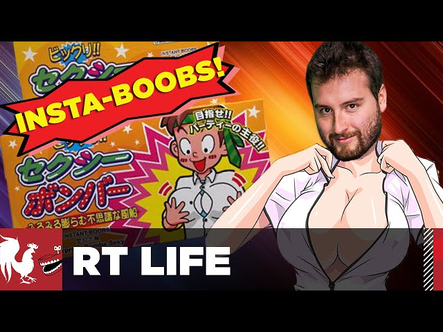 Insta-Boobs! - RT Life
