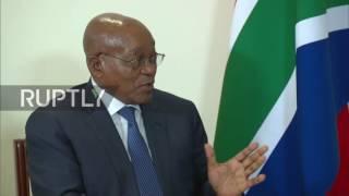 India: Zuma invites Putin to South Africa for state visit during BRICS Summit