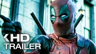 DEADPOOL 2 Teaser Trailer (2018)