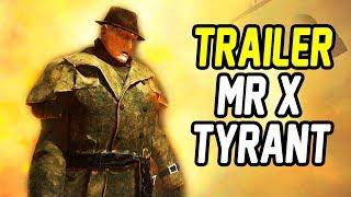 GTA 5 Mr X Tyrant - Resident Evil In GTA 5 Hindi Trailer - Hitesh KS