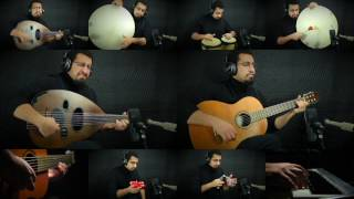I See Fire - Ed Sheeran (Oud cover) by Ahmed Alshaiba