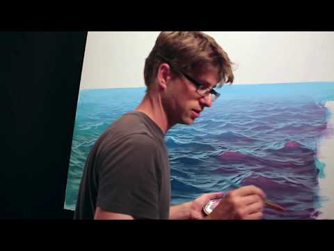 How To Paint Waves Lesson 3 Wet On Dry