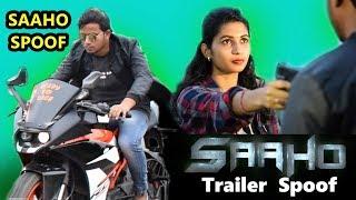 Saaho Trailer Spoof | Prabhas, Shraddha Kapoor, Neil Nitin Mukesh | OYE TV