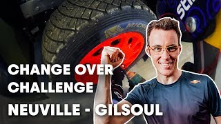 Neuville And Gilsoul Do The Change Over Challenge | WRC 2018