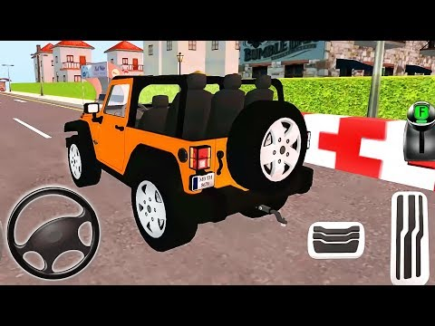 Xxx Mp4 My Holiday Car Green Sport Car Orange Jeep Driving Android GamePlay 3gp Sex