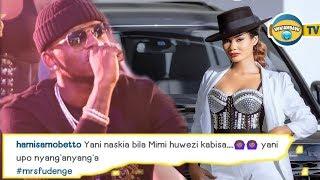 "Hamisa Mobetto,""Bila Mimi Huwezi Kabisa, Upo Nyang"