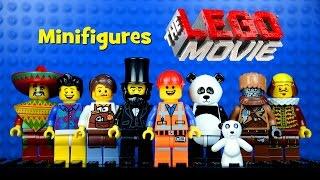 The LEGO Movie KnockOff Minifigures Set 2 (Bootleg) Emmet