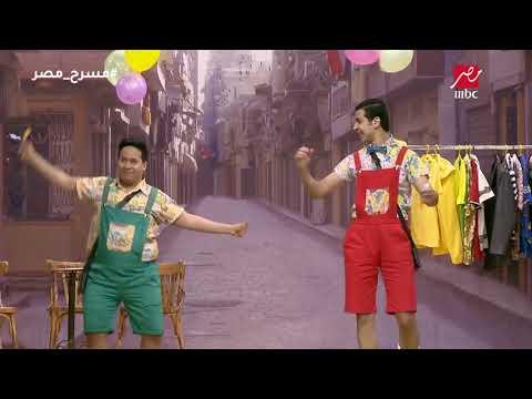 Xxx Mp4 محمد أنور يغني بطريقة كوميدية في مسرح مصر وكريم عفيفي يضحك الجمهور 3gp Sex