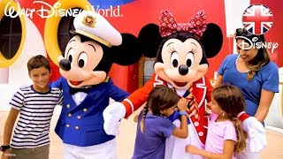 DISNEY CRUISE LINE | Experience Europe With Your Family! | Official Disney UK