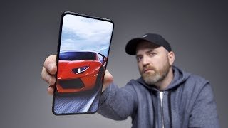 The Oppo Find X Lamborghini Edition
