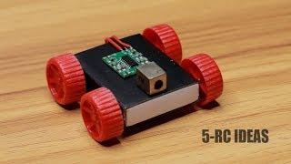 5 Amazing RC ideas DIY TOYs