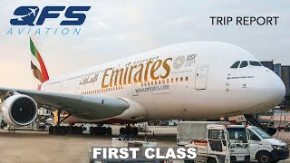 TRIP REPORT | Emirates - A380 - Milan (MXP) to New York (JFK) | First Class