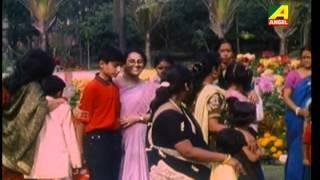 Tag Bag Tag Bag | Adhikar | Bengali Movie Video Song | Childrens Song | Indrani Sen