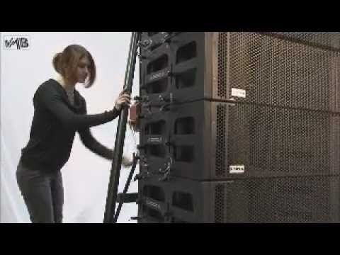 How to Lift a Line Array with VMB