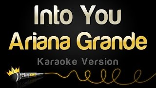 Ariana Grande - Into You (Karaoke Version)