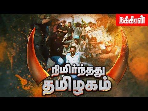 நிமிர்ந்தது தமிழகம் ! Voice Of Tamil Youngsters Against Jallikattu BAN