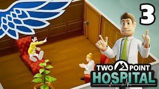 TWO POINT HOSPITAL | Mock Star Part 3 - Hospital Management Let