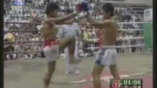 Kao Runchong vs Pov Vannsak