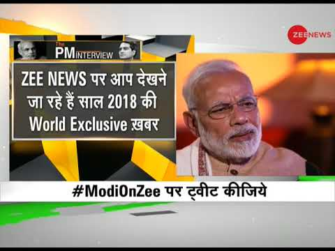 Xxx Mp4 Watch PM Narendra Modi S Exclusive Interview With Zee News Editor Sudhir Chaudhary 3gp Sex