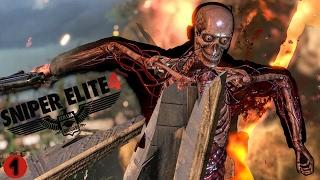 LÉKELŐ 5: A hatás-ellenhatás | Sniper Elite 4 #1