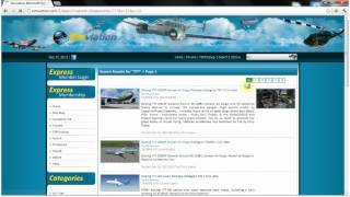 How to Install Planes for FSX