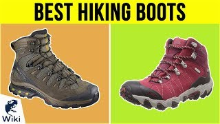 10 Best Hiking Boots 2019