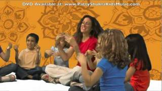 Shake and Move Children's song   DVD Version   Body Parts   Patty Shukla