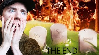 I HONESTLY CAN'T BELIEVE IT... + Secret GRAVE Ending || Five Nights at Freddy's 6 ENDING