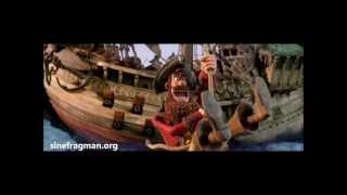 The Pirates Band of Misfits Fragman HD 2012
