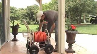 GardenersEdge.com and the HW300 Hose Wagon