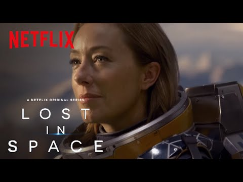 Xxx Mp4 Lost In Space Date Announcement HD Netflix 3gp Sex