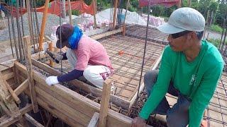 VILLA FELIZ - EPISODE 64: GOBBLEDYGOOK (House Building in the Philippines)