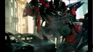 Transformers 3 music video
