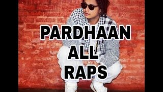 Pardhaan All Raps (2017) Latest mixed (official music video)