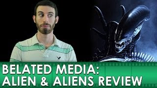 Alien & Aliens Movie Review (Belated Media)
